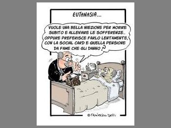 eutanasia...