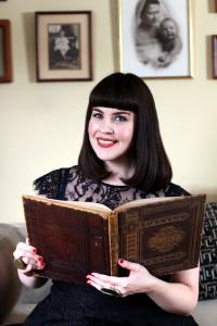 Caitlin e il libro